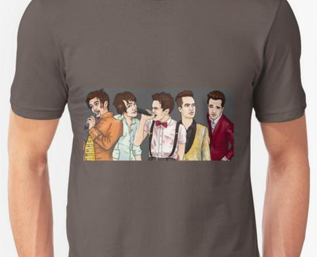 c4944687 Brendon Urie Eras T-Shirts & Hoodies - 14 Panic! At The Disco Merch ...