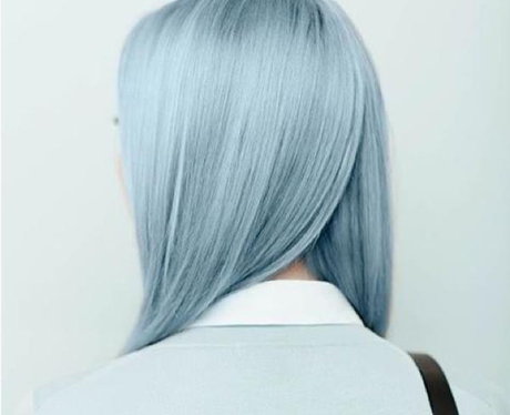 Denim Hair Trend 3