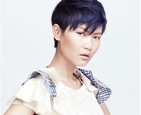 Denim Hair Trend 5