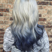 Image 9: Denim Hair Trend 9