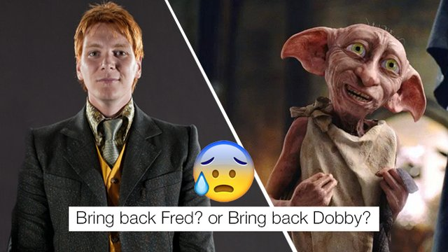 This Harry Potter Would You Rather Quiz Is So Hard It Will End You