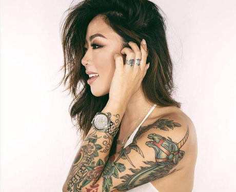 11 Bada Girls With Tattoo Sleeves That Will Give You Major Inkspo