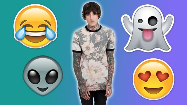 1ece194c7ace1 WTF? Oli Sykes Has Made His Own Emojis And You NEED To See Them ...