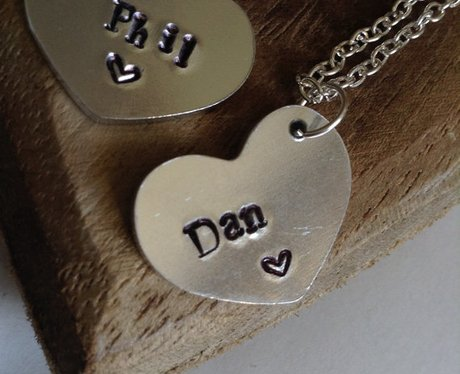 Dan Phil Necklaces