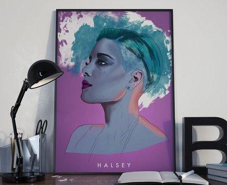 halsey merch 2