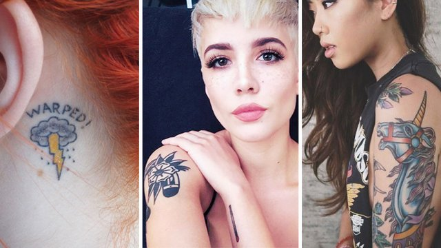 Quiz What Type Of Tattoo Should You Get Really Popbuzz