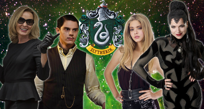 Tv Hogwarts Slytherin