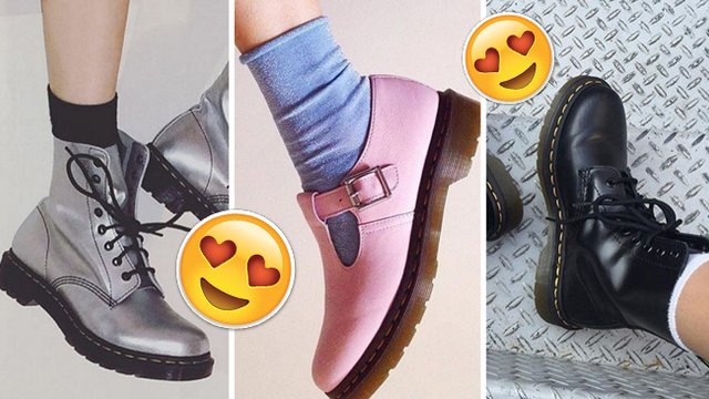 7afaceac3ab 19 Things Only People Who Are Obsessed With Dr Martens Will ...