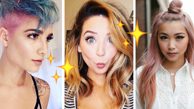 QUIZ: Which Hairstyle Should You Get Based On Your Star