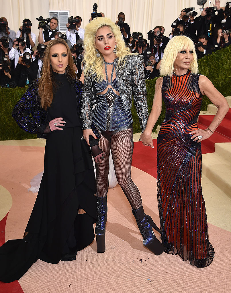 Lady Gaga Met Ball 2016