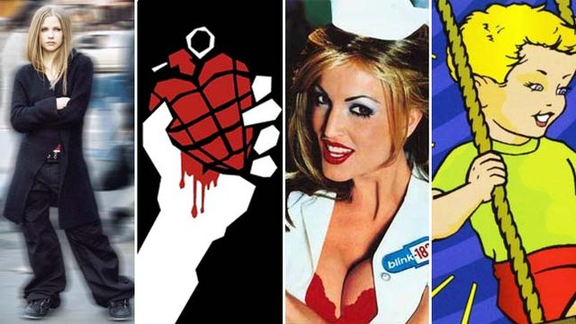 what are the 10 highest selling pop punk albums of all time popbuzz