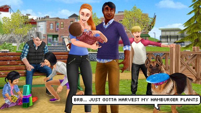 15 Things You Ll Only Know If You Re Obsessed With The Sims Freeplay Popbuzz