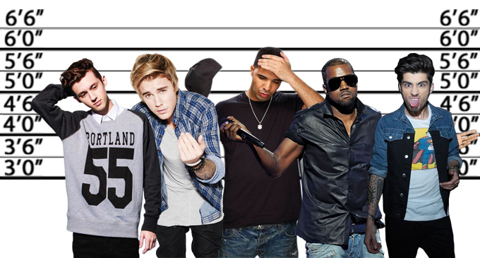 solo artist height