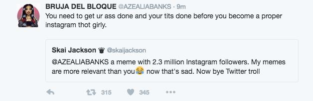 Azealia Banks screenshot
