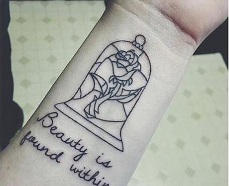 Disney Sleeve Tattoo Designs