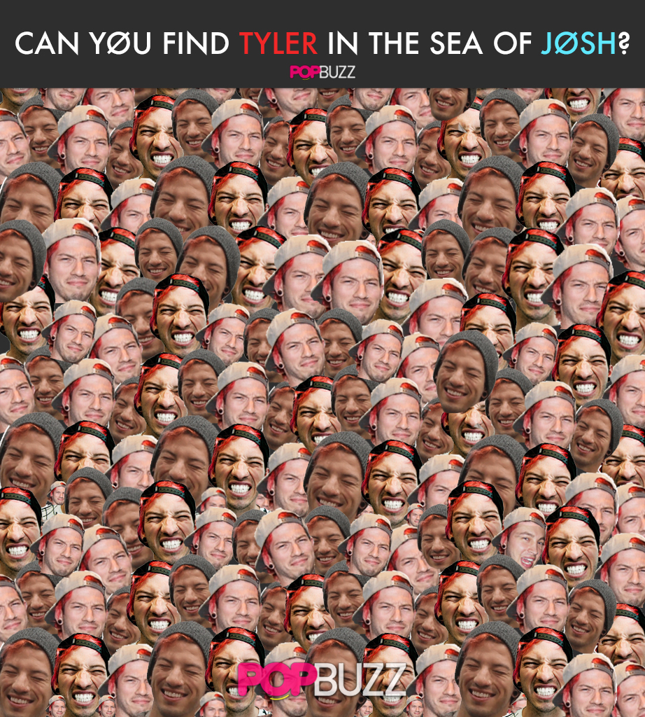 Josh Dun Ocean 2