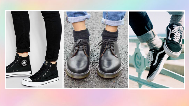 Quiz: Are You More Converse, Vans, Or Doc Martens? Popbuzz