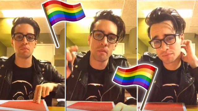 brendon urie north carolina