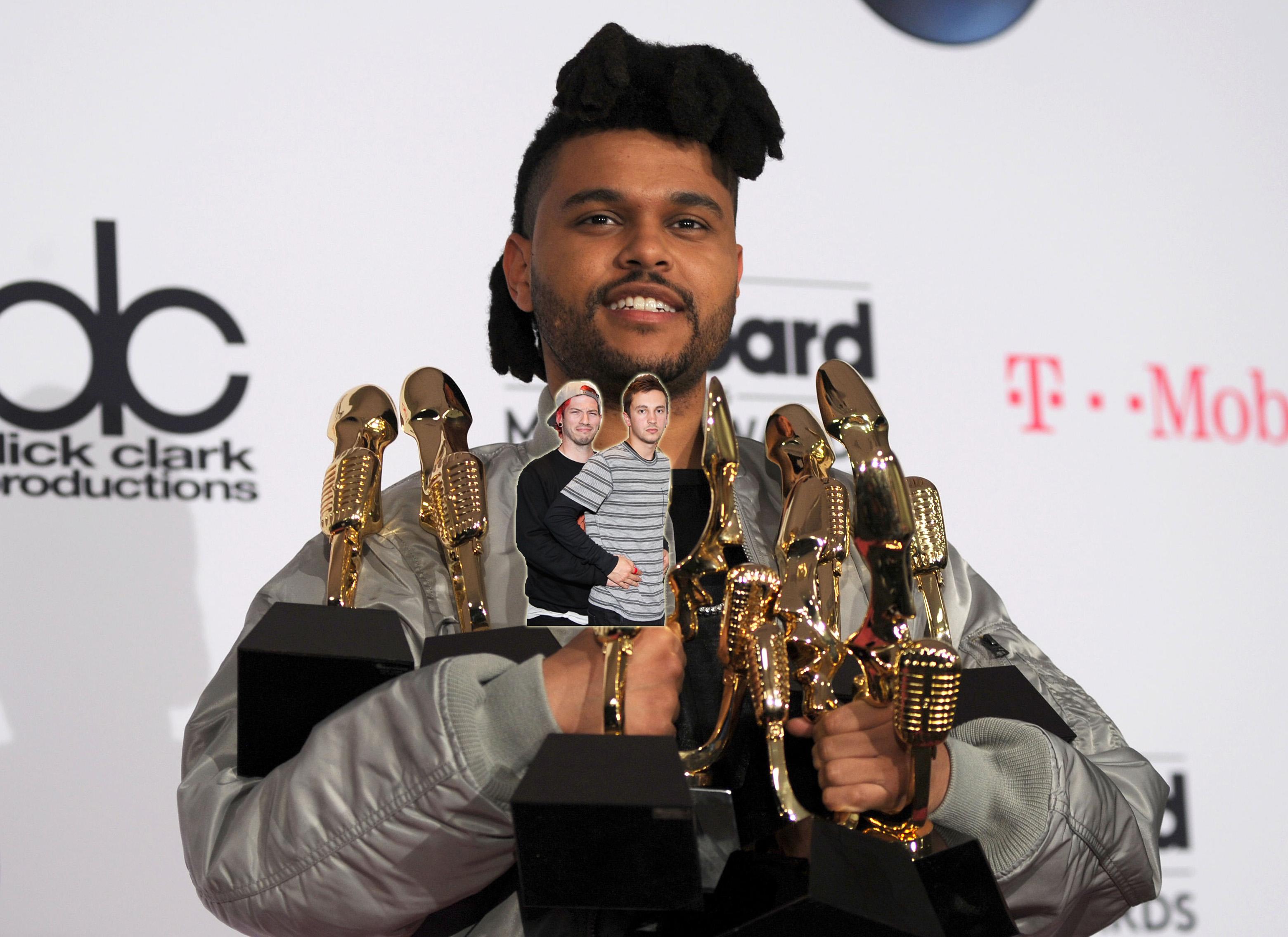 The Weeknd TØP
