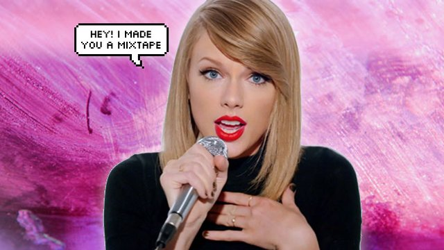10 Taylor Swift Songs To Cry To Because Love Is Dead And