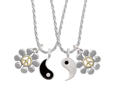 Claire's Peace Yin Yang