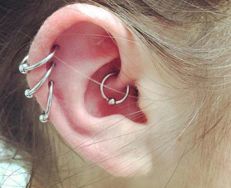 Ear Piercing 8