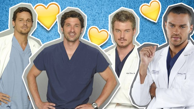 Quiz Which Greys Anatomy Doctor Should Be Your Bae Popbuzz