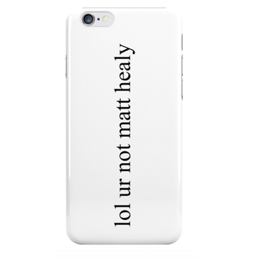Matty Healy Phone Case