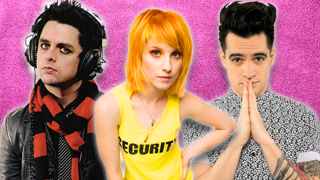 Quiz: Can We Guess Your Favourite Pop Punk Band By These Random Questions?