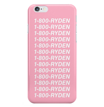 Ryden Phone Case