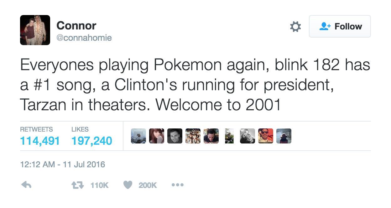 Pokémon Tweet