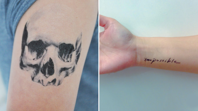 Quiz We Know What Tattoo You Should Get Based On Your Star Sign