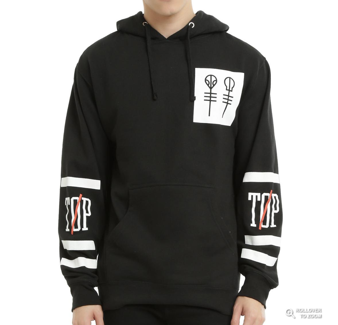 TOP Hoodie Hot Topic
