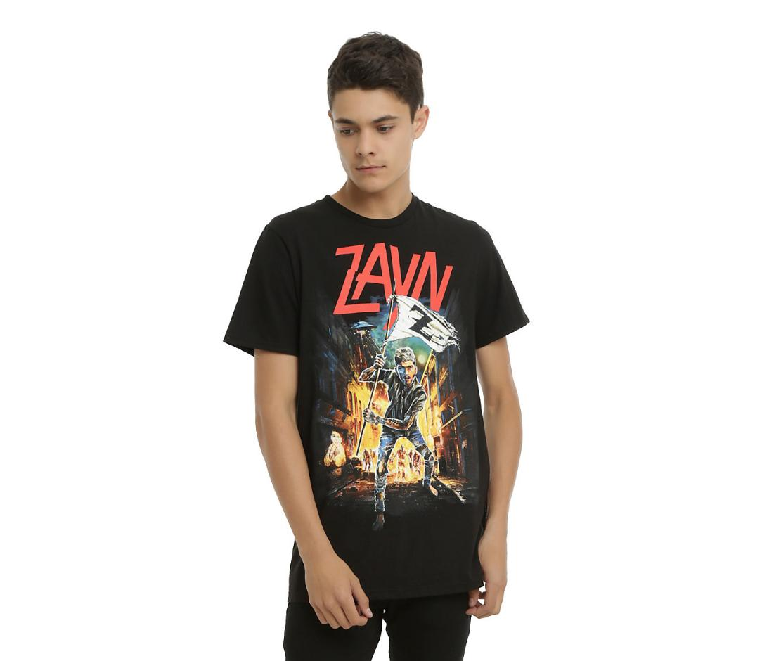 Zayn Hot Topic T-Shirt