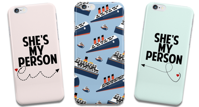 Grey's Anatomy iPhone Cases