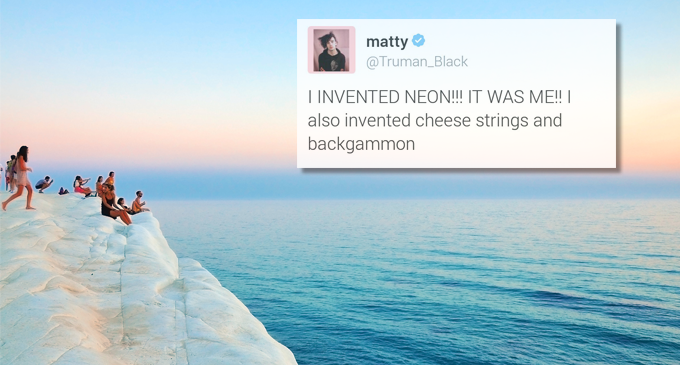 Matty Healy Funny Tweets 10