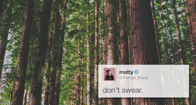 Matty Healy Funny Tweets 8