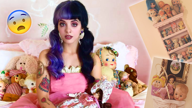 These Wtf Photos Of Melanie Martinez S Bedroom Are Proof