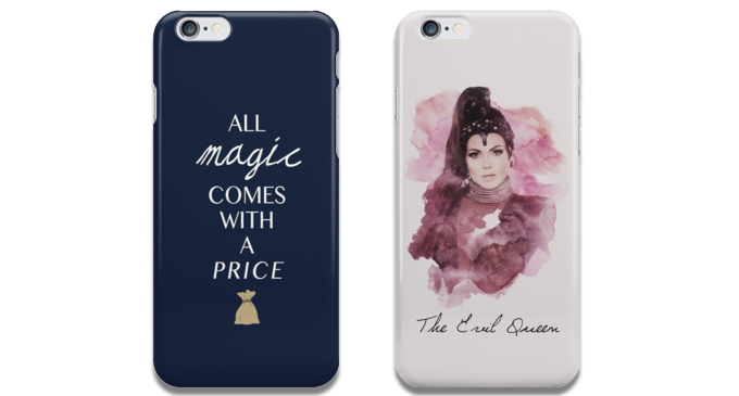 Once Upon A Time iPhone Cases