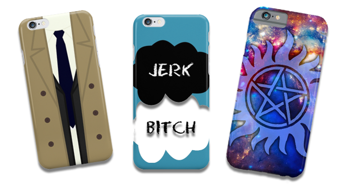Supernatural iPhone Cases