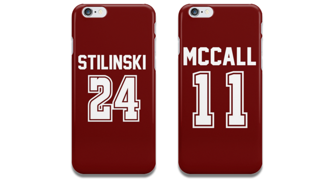 Teen Wolf iPhone Cases
