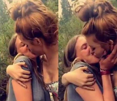 Bella Thorne girlfriend