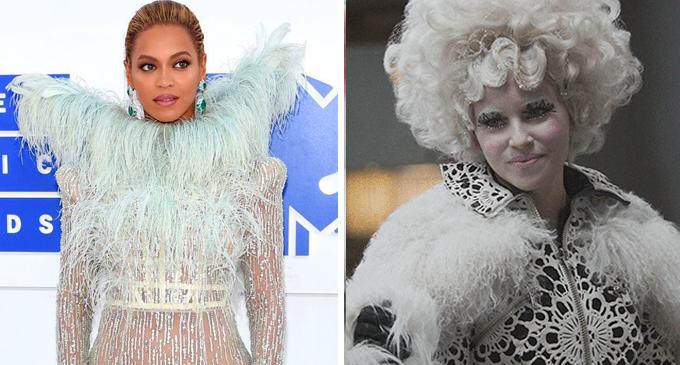 Beyonce Effie Trinket