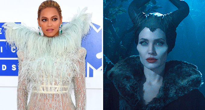 Beyonce Maleficent