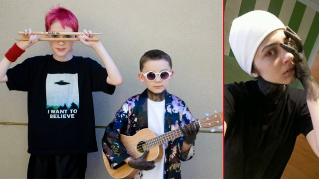 By James Wilson-Taylor  sc 1 st  PopBuzz & 13 Twenty One Pilots Costumes That Just NAILED It - PopBuzz