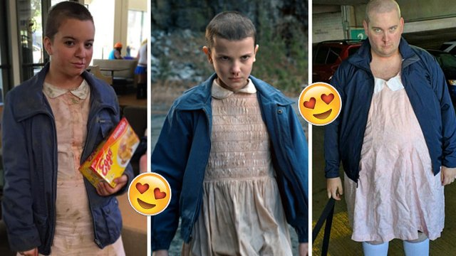 This Eleven From Stranger Things Style Guide Will Give You ...