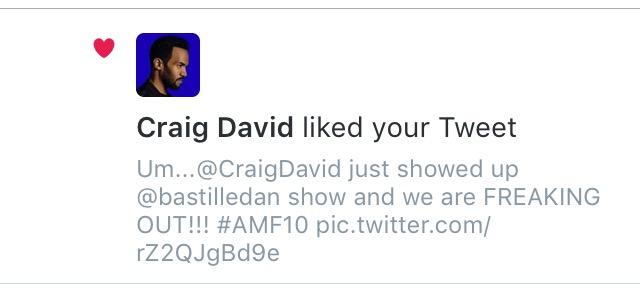 craig david tweet
