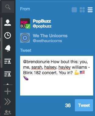 brendon tweet 2