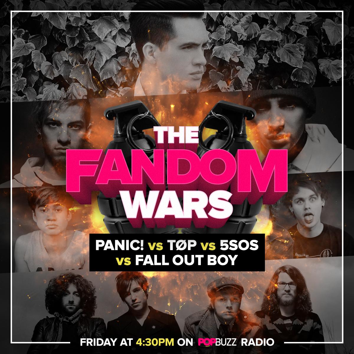 Fandom Wars