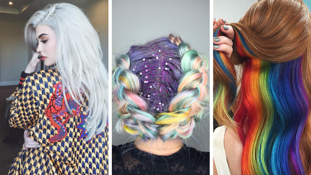 QUIZ: Which Hair Trend Should You Try This Autumn And